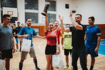 IX. ročník futsalového turnaja PROSIGHT Slovensko