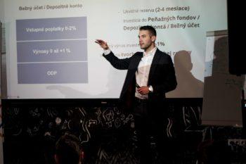 Na rovinu o financiách – Bratislava